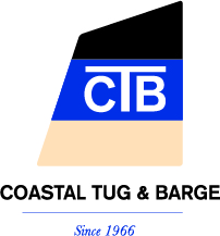 Costal Tugs and Barge